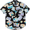 Herrenhemd - Quiksilver VACANCY SHIRT SS - 1