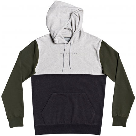 Herren Sweatshirt - Quiksilver UNDER SHELTER HOOD UPDATE - 1
