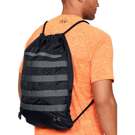 Sports sack - Under Armour SPORTSTYLE SACKPACK - 4