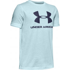 Under Armour SPORTSTYLE LOGO SS - Тениска за момчета