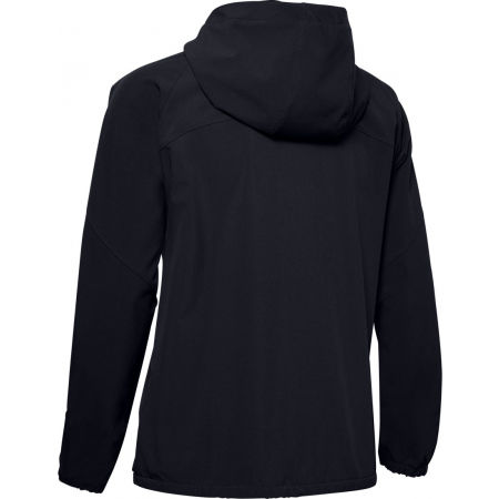 Women's jacket - Under Armour WOVEN HOODIED JACKET - 2