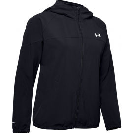 Under Armour WOVEN HOODIED JACKET - Dámska bunda