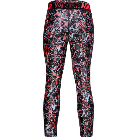 Dievčenské legíny - Under Armour ARMOUR HG PRINTED CROP - 3