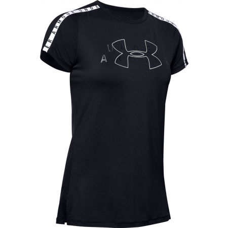 Women's T-shirt - Under Armour ARMOUR SPORT LOGO SS - 1