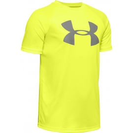 Under Armour TECH BIG LOGO SS - Chlapčenské tričko