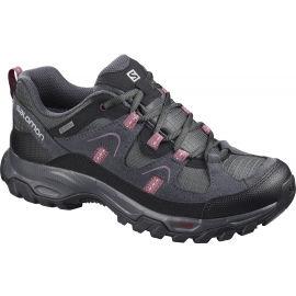 Salomon FORTALEZA GTX W - Dámska outdoorová obuv