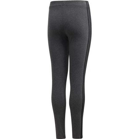 Girls' leggings - adidas ESSENTIALS 3S TIGHT - 2