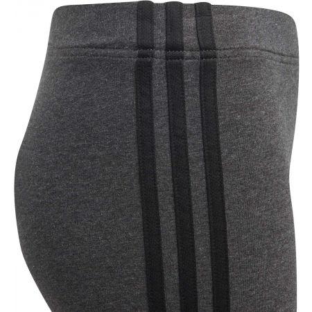 Girls' leggings - adidas ESSENTIALS 3S TIGHT - 5