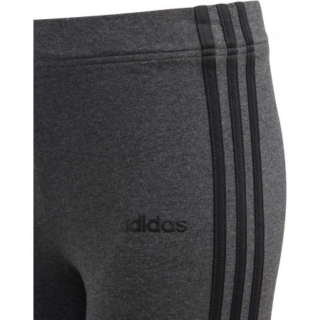 Girls' leggings - adidas ESSENTIALS 3S TIGHT - 3