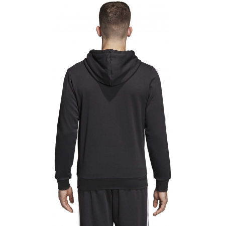 Men's hoodie - adidas E 3S FZ FT - 7