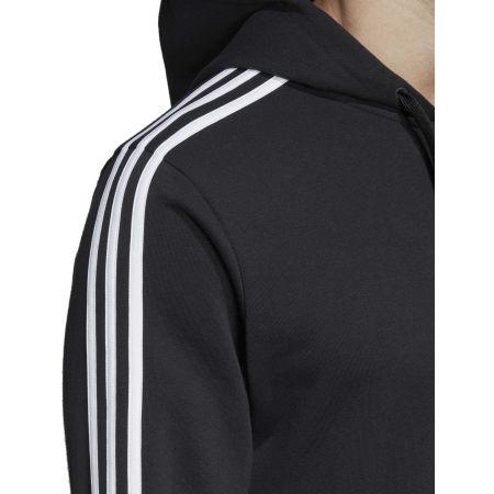 Men's hoodie - adidas E 3S FZ FT - 10