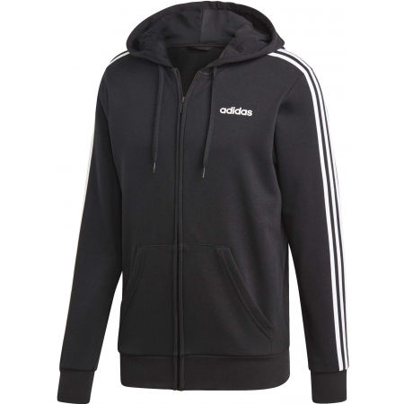 adidas E 3S FZ FT - Men's hoodie