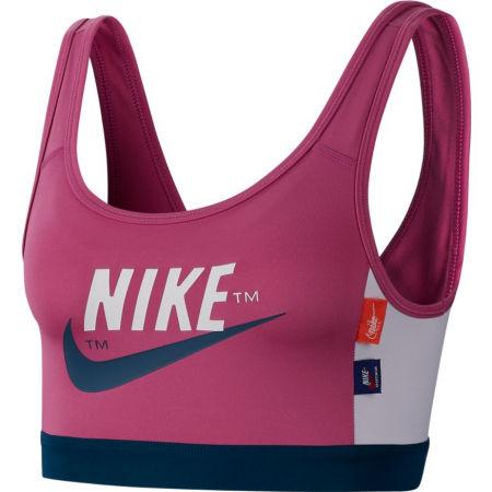Dámská sportovní podprsenka - Nike SWOOSH ICNCLSH BRA PAD - 1