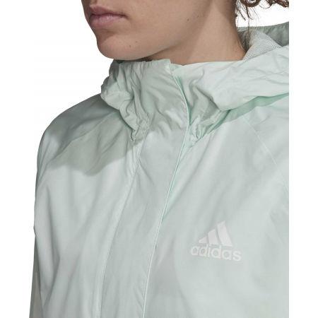 Wiatrówka damska - adidas BSC 3S WIND JACKET - 9