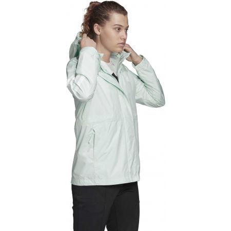 Wiatrówka damska - adidas BSC 3S WIND JACKET - 5
