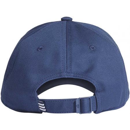 Kšiltovka - adidas BASEBALL 3 STRIPES CAP COTTON - 3