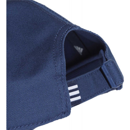 Kšiltovka - adidas BASEBALL 3 STRIPES CAP COTTON - 5