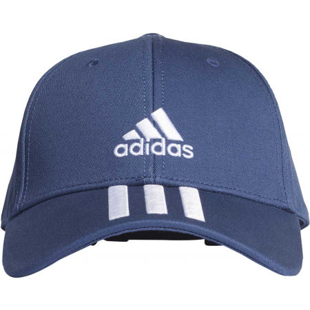 Kšiltovka - adidas BASEBALL 3 STRIPES CAP COTTON - 2