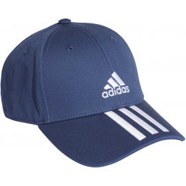adidas BASEBALL 3 STRIPES CAP COTTON - Šiltovka