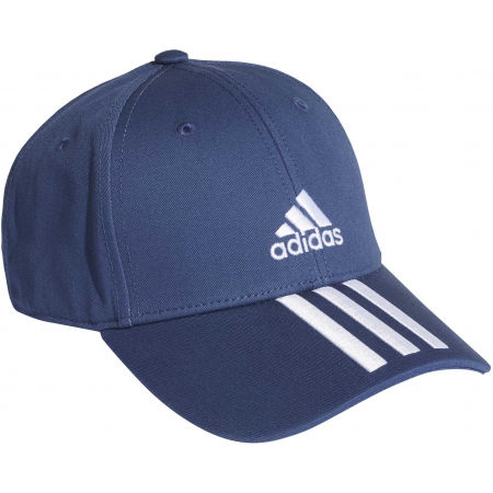 adidas BASEBALL 3 STRIPES CAP COTTON - Kšiltovka