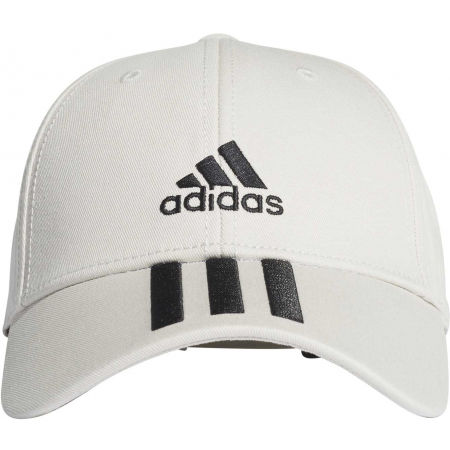 Baseball cap - adidas BASEBALL 3 STRIPES CAP COTTON - 2