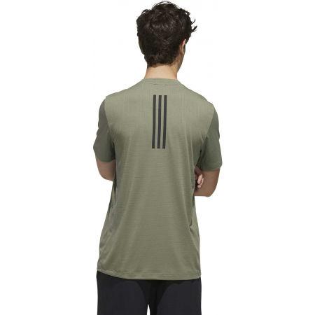 Мъжка тениска - adidas MENS FAST AND CONFIDENT TEE - 7