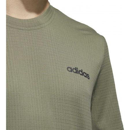 Мъжка тениска - adidas MENS FAST AND CONFIDENT TEE - 9