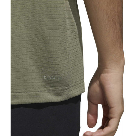 Pánske tričko - adidas MENS FAST AND CONFIDENT TEE - 11