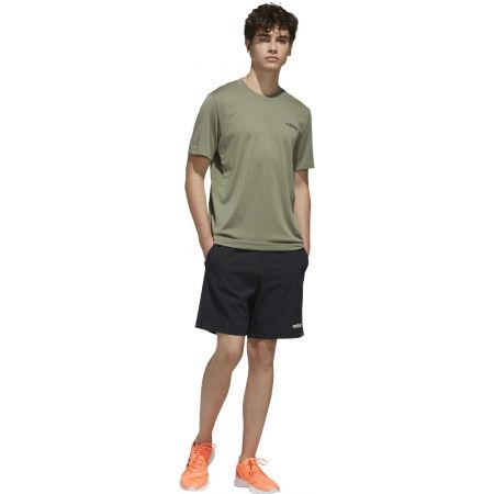 Мъжка тениска - adidas MENS FAST AND CONFIDENT TEE - 8