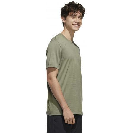 Мъжка тениска - adidas MENS FAST AND CONFIDENT TEE - 6