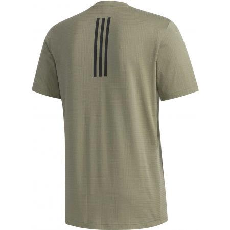 Мъжка тениска - adidas MENS FAST AND CONFIDENT TEE - 2