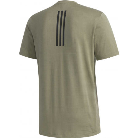 Pánske tričko - adidas MENS FAST AND CONFIDENT TEE - 2