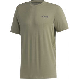adidas MENS FAST AND CONFIDENT TEE - Men's T-Shirt