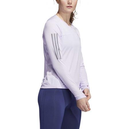 Дамска блуза - adidas OTR LS TEE - 3