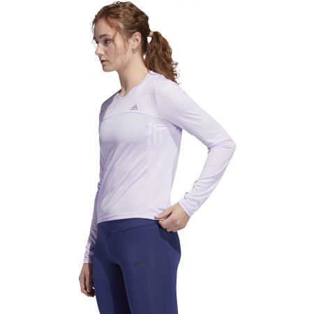 Дамска блуза - adidas OTR LS TEE - 6