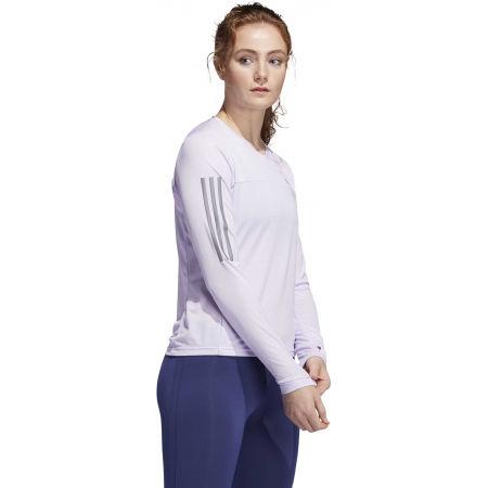 Дамска блуза - adidas OTR LS TEE - 4