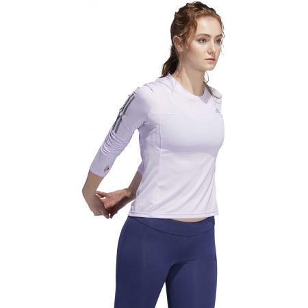 Дамска блуза - adidas OTR LS TEE - 5