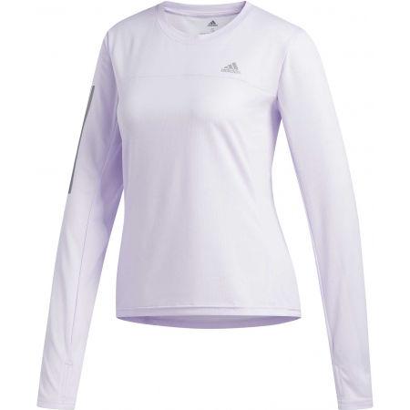 Дамска блуза - adidas OTR LS TEE - 1