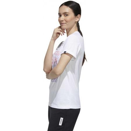 Дамска тениска - adidas BIG GFX TEE - 5