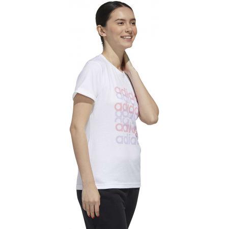 Dámske tričko - adidas BIG GFX TEE - 6