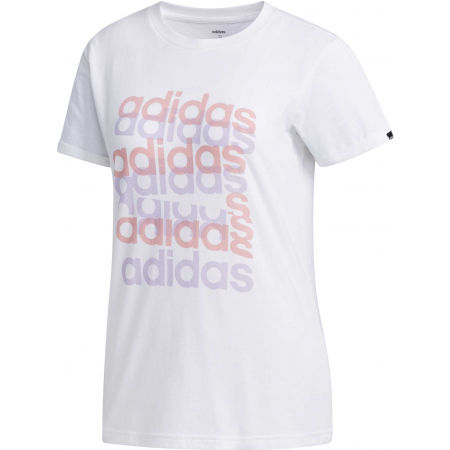 Дамска тениска - adidas BIG GFX TEE - 1