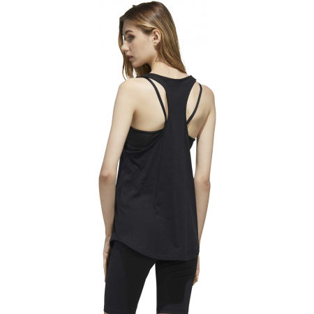 Women's tank top - adidas VERTICAL TK - 7