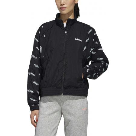 Women's jacket - adidas W FAV TT WV - 3