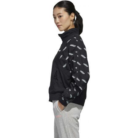 Women's jacket - adidas W FAV TT WV - 5