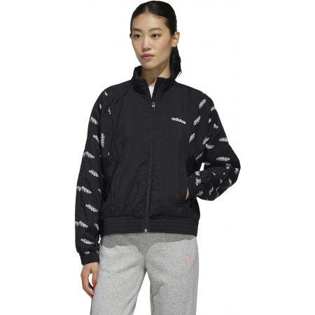 Women's jacket - adidas W FAV TT WV - 4