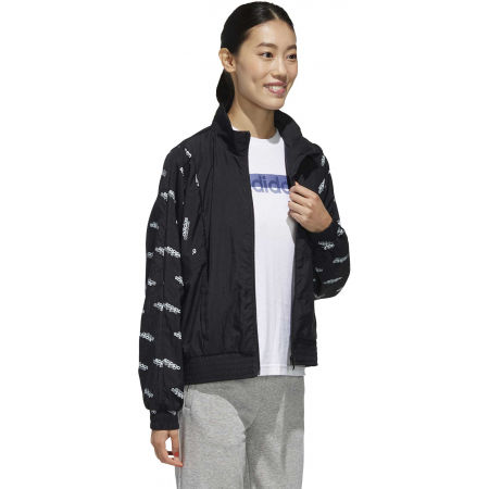 Women's jacket - adidas W FAV TT WV - 6