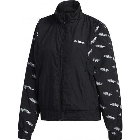 Women's jacket - adidas W FAV TT WV - 1
