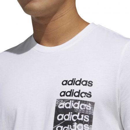 Men's T-Shirt - adidas 3X3 TEE - 8