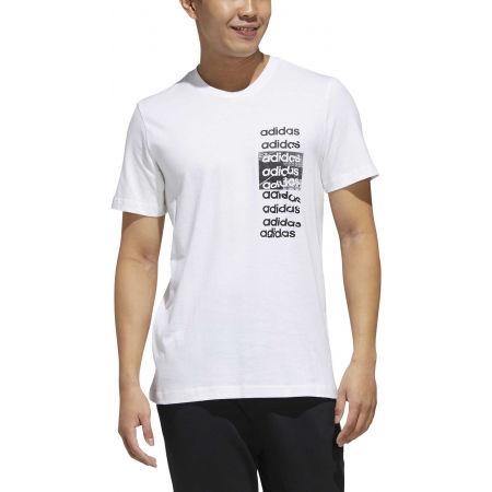 Men's T-Shirt - adidas 3X3 TEE - 3