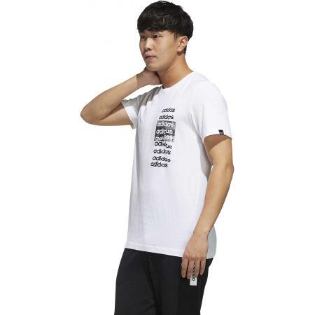 Men's T-Shirt - adidas 3X3 TEE - 5
